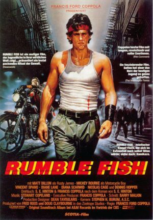 Rumble fish essay