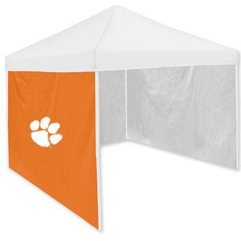 Clemson Tigers Canopy Tent Side Panel #clemson  sc 1 st  Pinterest & Clemson Tigers Canopy Tent Side Panel #clemson | Clemson Tailgating ...