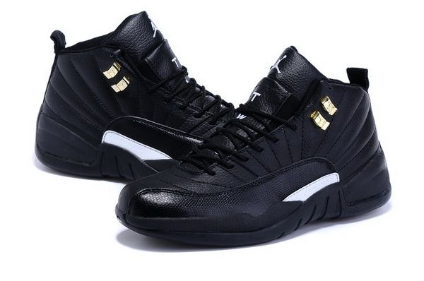 Low Price Air Jordan 12 Xii The Master Poster Wing Anthracite For