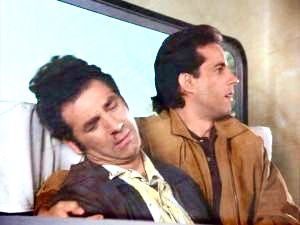 (The Mom and Pop Store) - KRAMER: Uh. Jerry. These