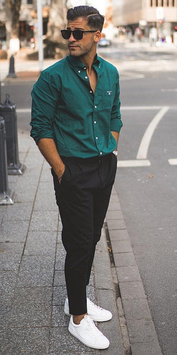 Photo of 5 Coolest Street Ready Outfits For Men-#coolest #men #outfits #ready #street