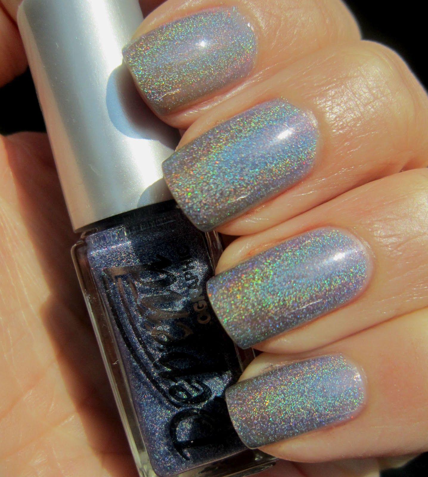 Depend #2032 Denim Blue   My nail polish collection   Pinterest ...
