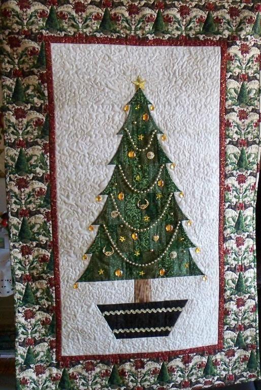 Poppastreefarmchristmas 5 Trio Christmas Tree Quilt Patchwork Quilt Applique Quilt Christmas Christmas Tree Quilt Christmas Applique Christmas Patchwork