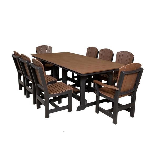 Wildridge Furniture Poly Lumber Furniture Table With 8