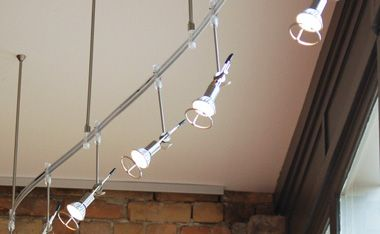 LED track lighting and cable lighting are the most money-saving alternative to the halogen systems commonly used in salons art galleries retail stores ... & LED Track u0026 Cable Systems u2013 LED Waves | Lights | Pinterest | Cable ... azcodes.com