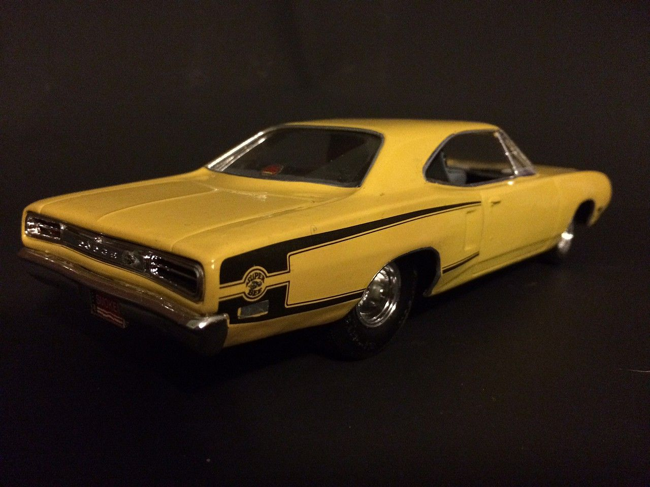 Gallery Pictures 1970 Dirty Donny Dodge Coronet Plastic Model