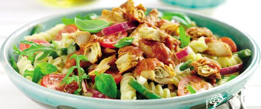 Summer pasta with mackerel in tomato sauce food bank recipes summer pasta with mackerel in tomato sauce food bankprincesavoury recipesdelicious forumfinder Image collections