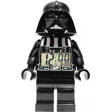 Reloj despertador Darth Vader de LEGO