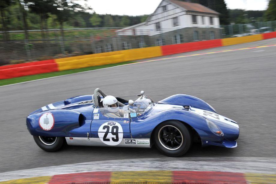 Cooper Monaco King Cobra Sports car racing, Classic