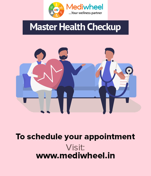 Book master health check up packages online at www.mediwheel.in & get following things:  #Doctor's C...