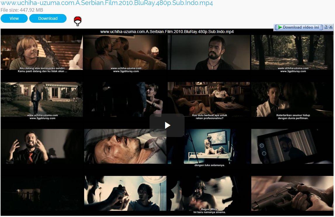 A Serbian Film (2010) BluRay 480p & 3GP Subtitle Indonesia