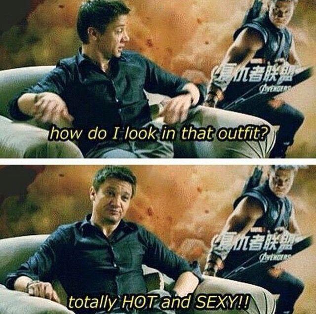Hahaha Jeremy