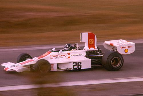 Graham Hill GP Canada 1974
