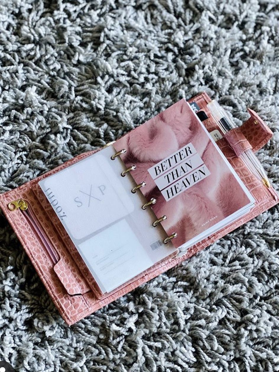 Pin By Rawan On Journal Journal Wallet Trifold