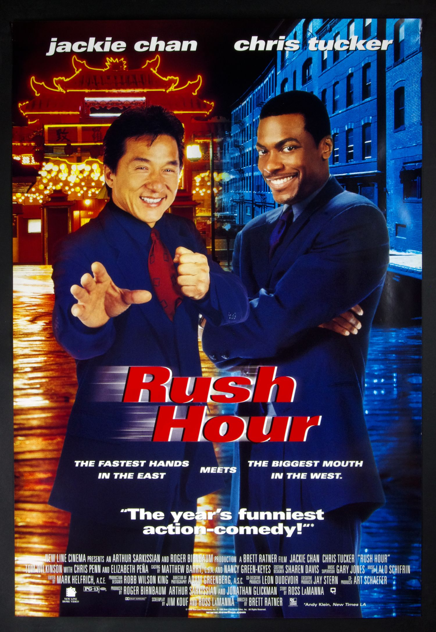 The Rush Hour Trilogy Cover Art Is Great With Images Movie