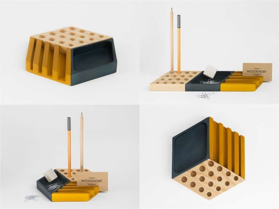 12 Awesomely Unique Desk Organizers That Ll Re Energize Your