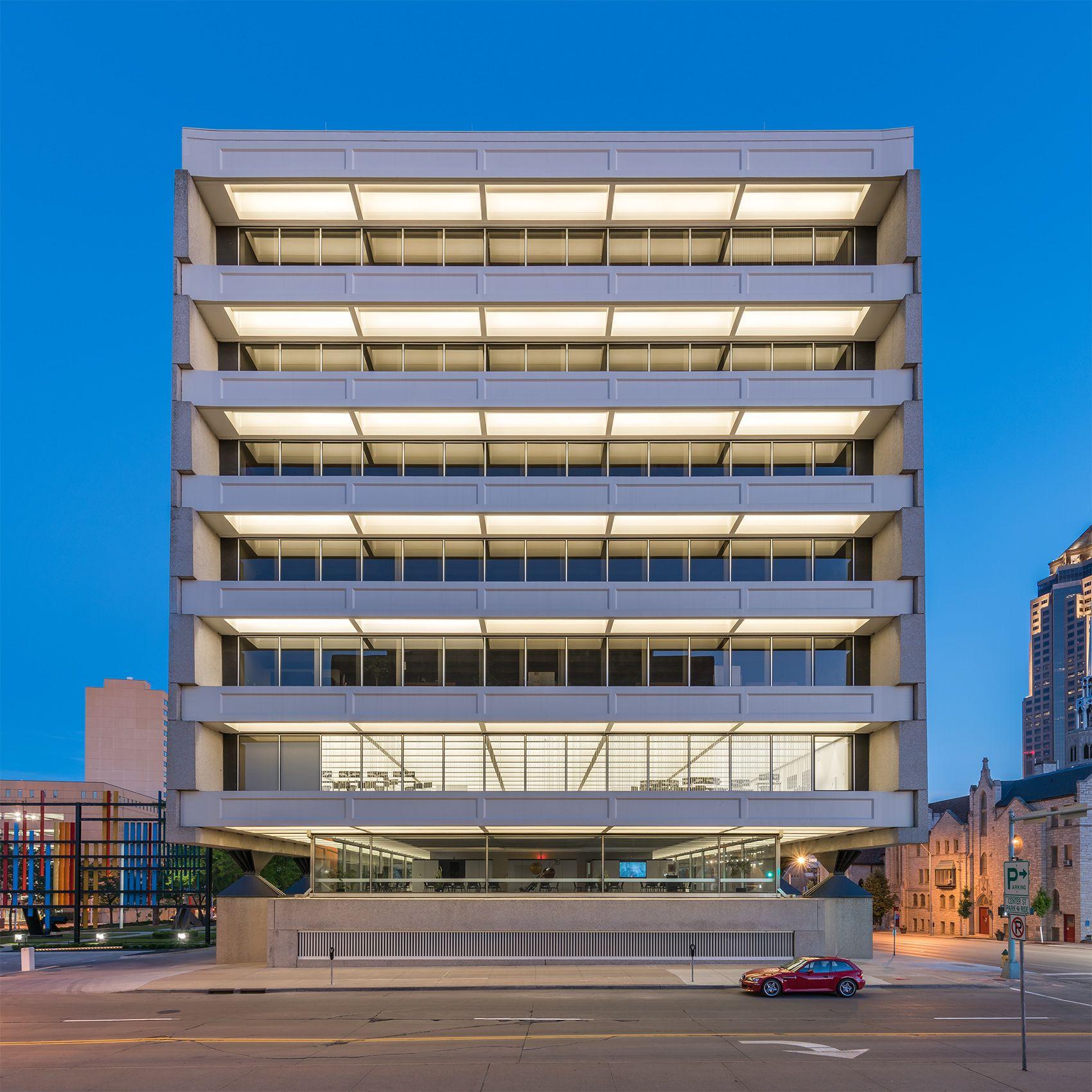 American enterprise group national headquarters des