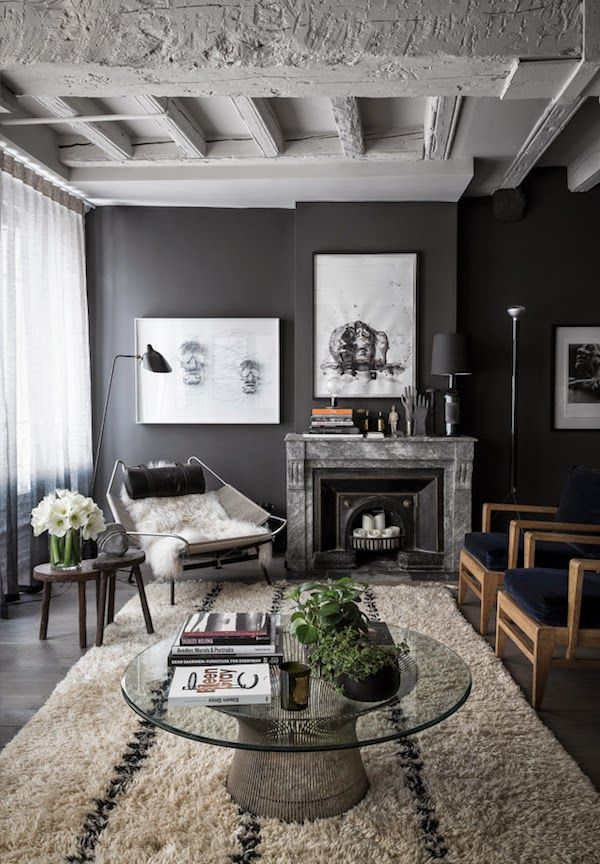 Black on Black - Zwart interieur, Zwart en Interieur