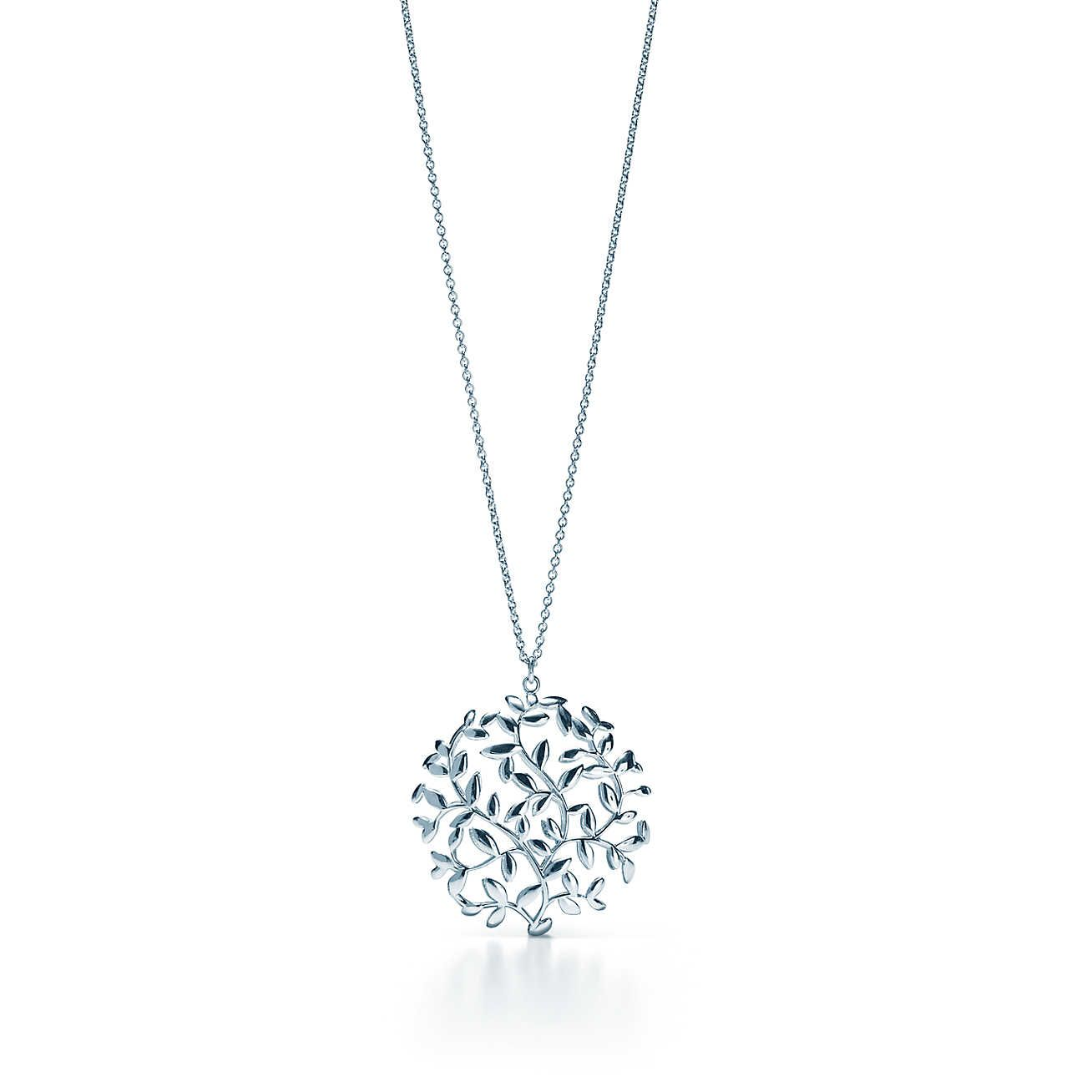 leaf platinum pendant products silver necklace olive sgm mercedes branch shaffer olivebranchleafpendantnecklace