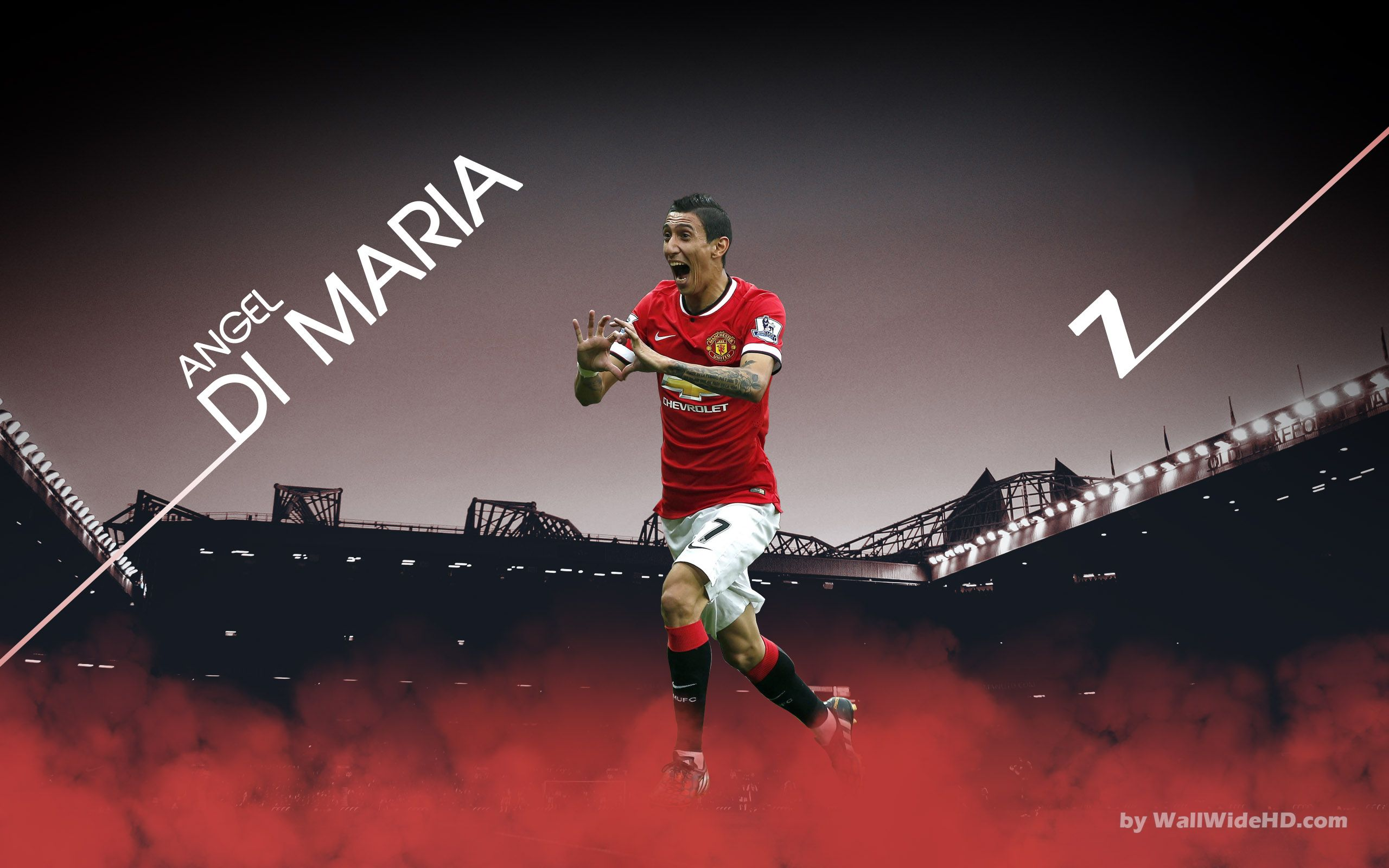 Get Nice Manchester United Wallpapers Laptop Angel-Di-Maria-2015-Manchester-United-Wallpaper