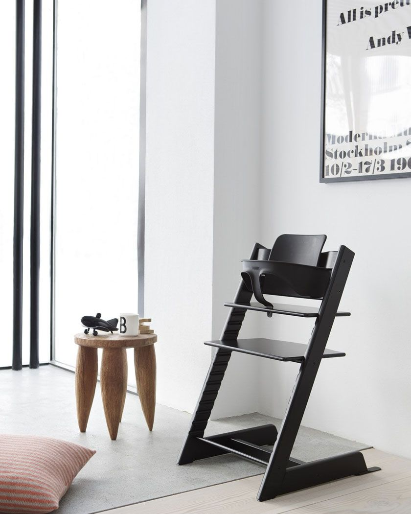 Baby High Chair Stokke Tripp Trapp Chaise Bebe Meuble Bebe Et Chaise Haute Design