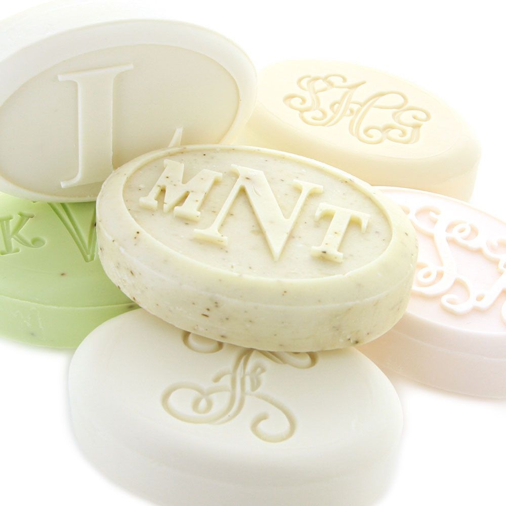 Monogram Soap (With Images)