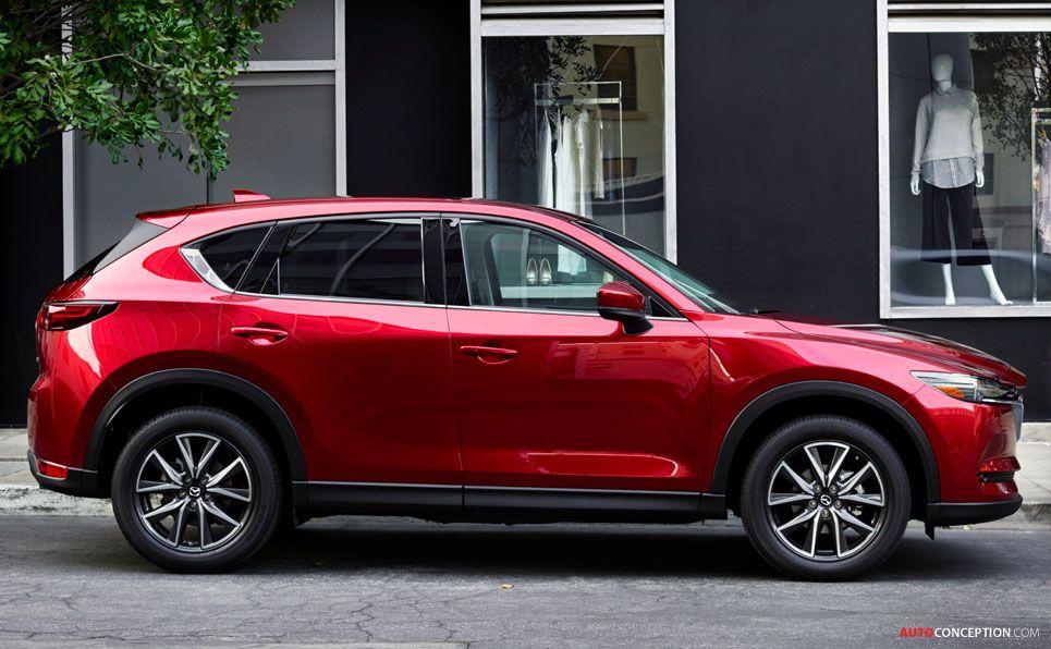 2017 Mazda Cx 5 Revealed At La Auto Show Autoconception Com Mazda La Auto Show Mazda Cx5