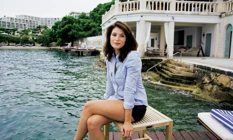 Bond moment @ Bonj by Gemma   'I was a Bond girl, but this was the most Bond moment of my life.' Actor Gemma Arterton heads to Croatia