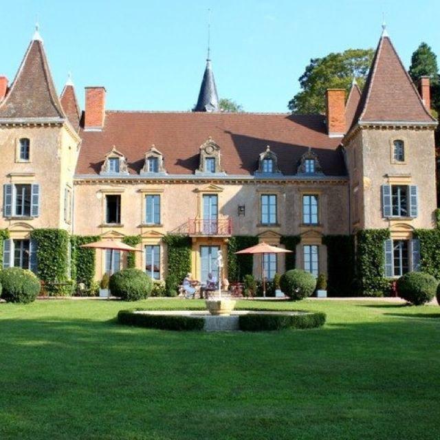 Chateau de Vaulx by Kim Vital Brasil