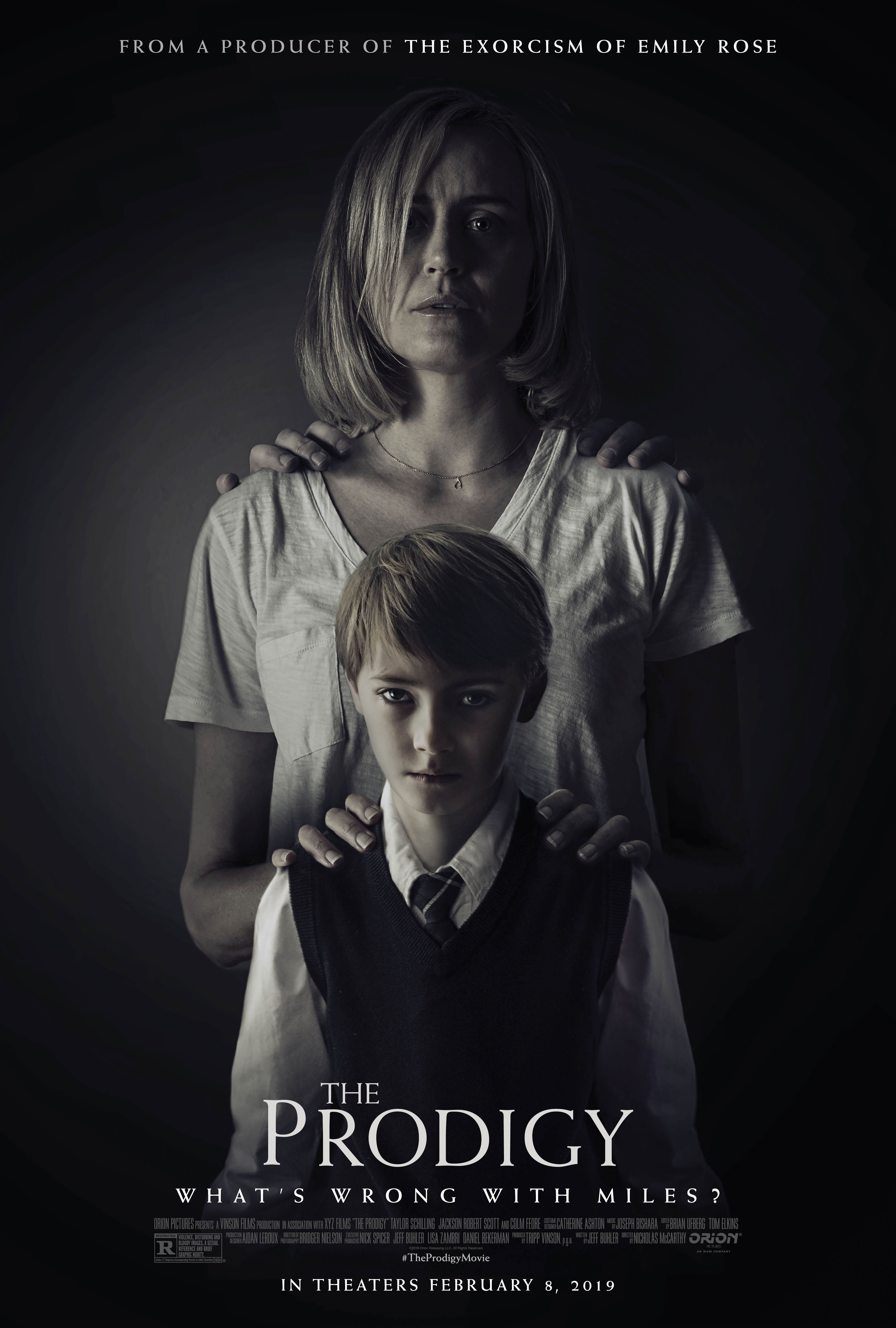 The Prodigy In Theaters February 8 2019 Full Movies Online