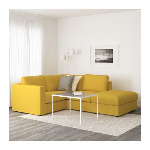 yellow sofa ikea rp loveseat skaftarp yellow ikea thesofa. Black Bedroom Furniture Sets. Home Design Ideas