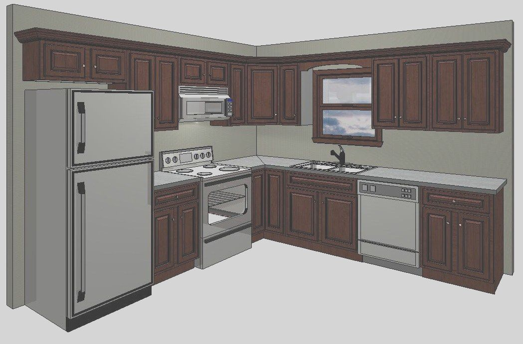 Pin By Ina Thomas On Kitchen Layout 10 X10 Small Kitchen Design Layout Kitchen Designs Layout Kitchen Remodel Small