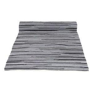 vloerkleed stripy grijs