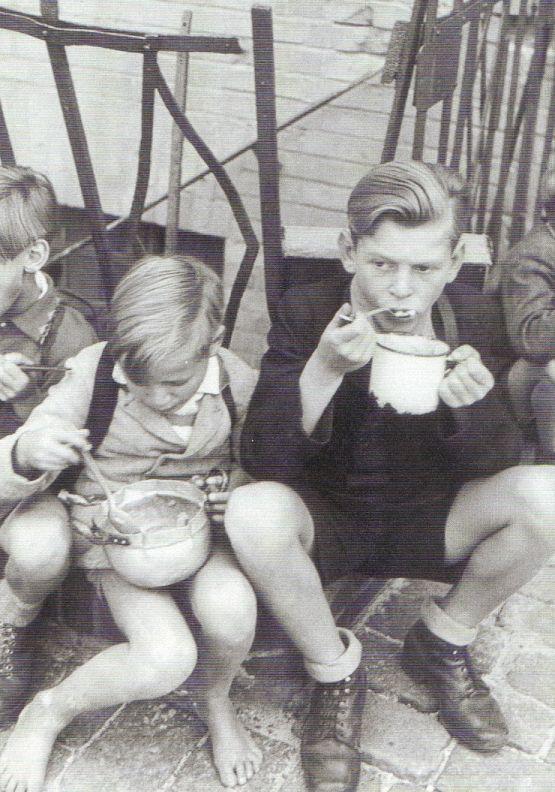 BERLIN 1947, Schulspeisung