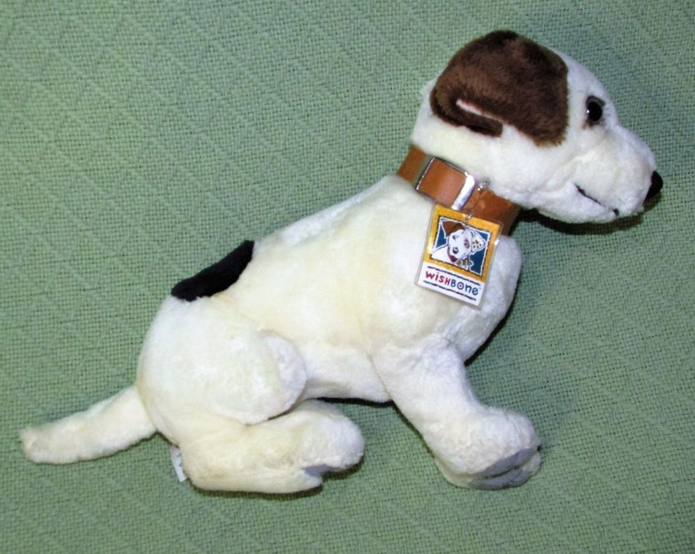 1996 Wishbone Equity Toys 11 Dog Plush Pbs Jack Russell Terrier Stuffed Animal Equitytoys Animals Jack Russell Terrier Jack Russell