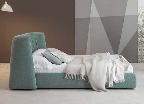 bonaldo basket plus king size bed | contemporary super king beds, Hause deko