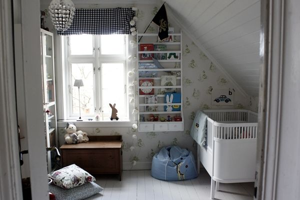 kids room in Norway