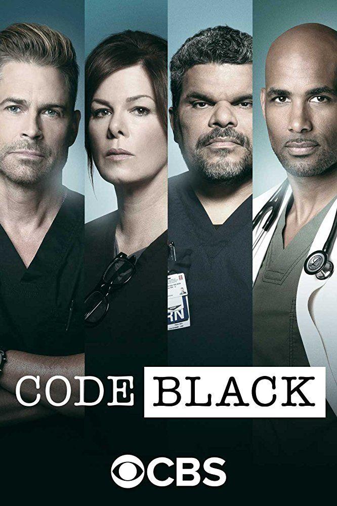 Code Black (2015-2018)