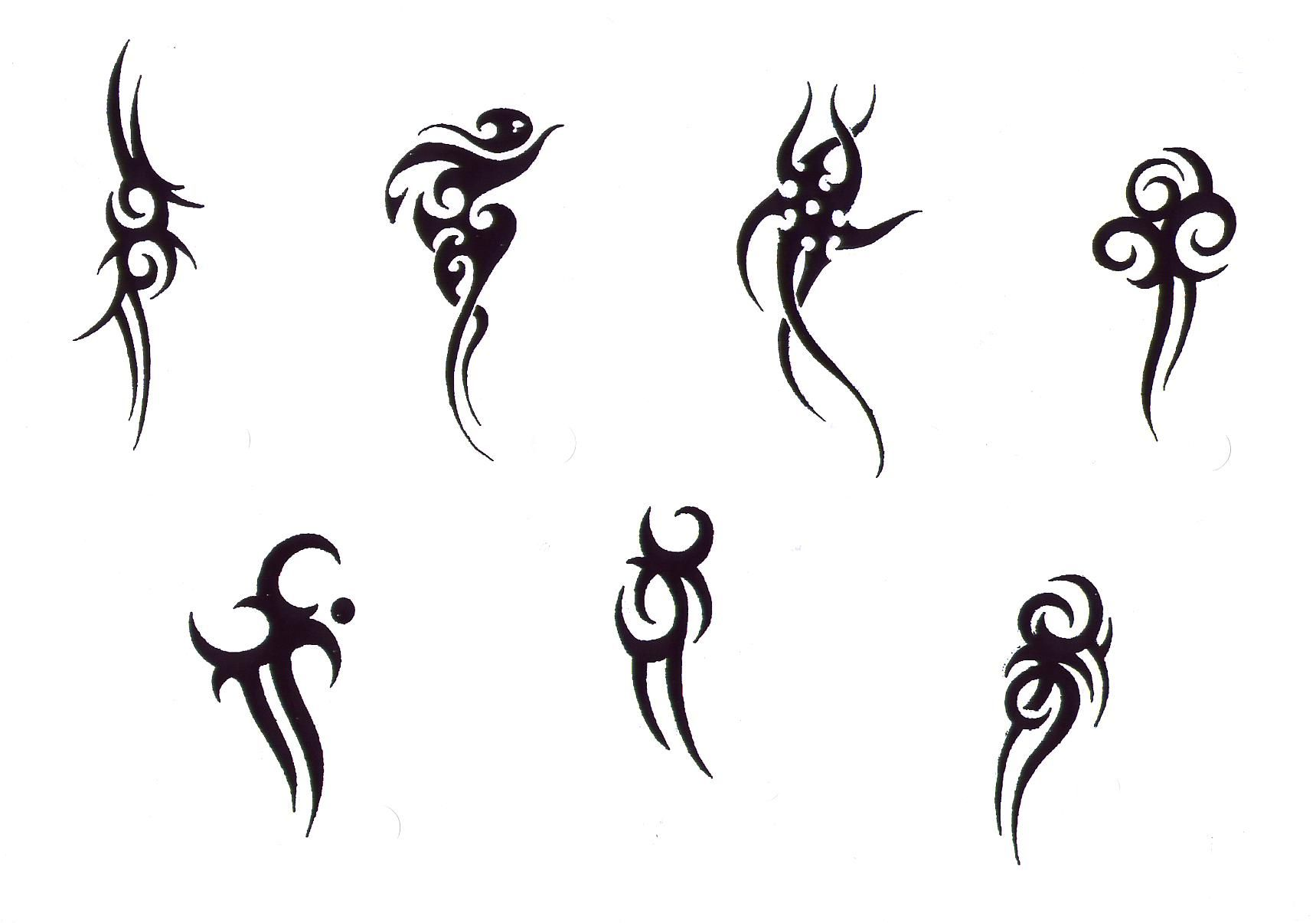 Tribal Tattoo Designs For Your Skin Tattoo Hunter Small Tribal Tattoos Simple Tattoo Designs Tribal Tattoos