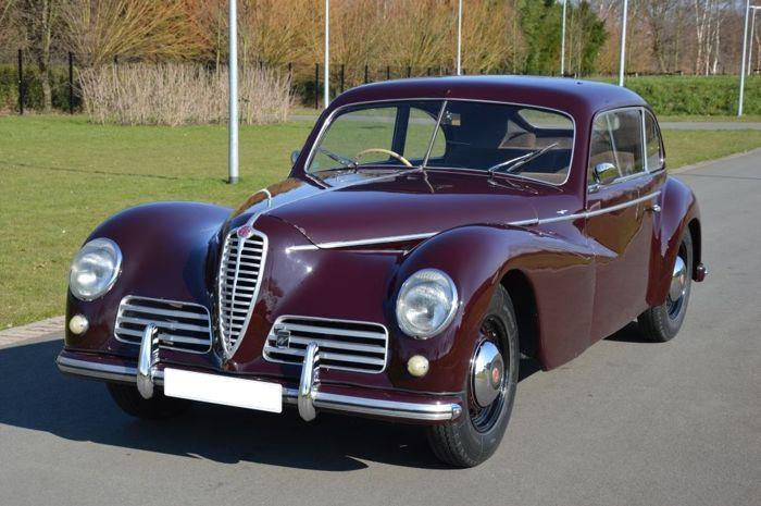 Alfa Romeo 6c 2500 Sport Freccia D Oro 1950 Eur 42000 00