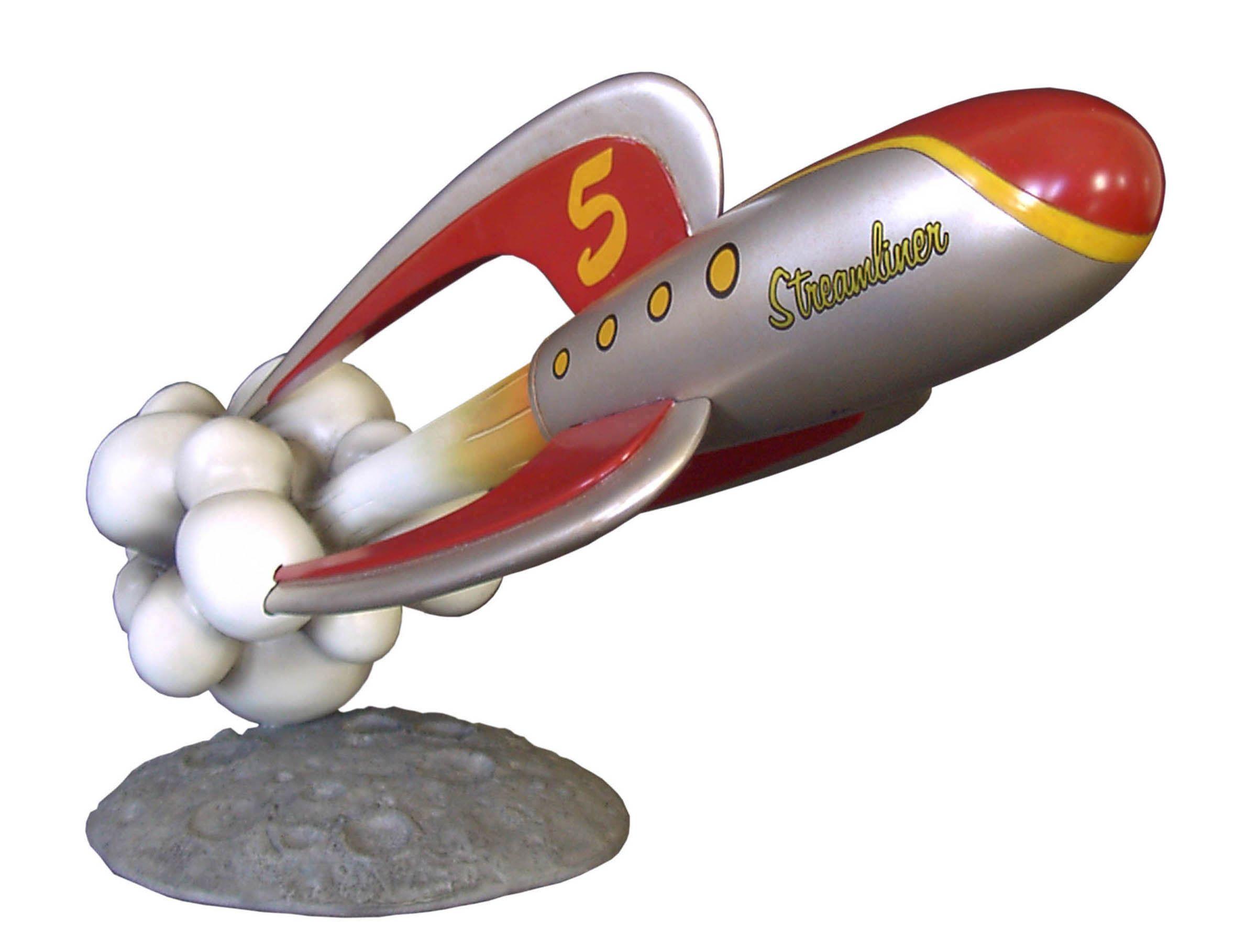 2-Hour Workshop: Rocket Blast. Rocket Blast is ...