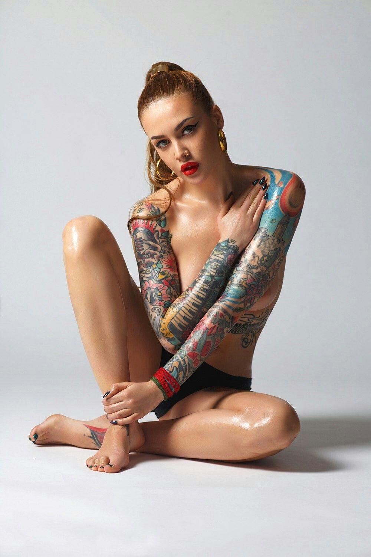 Karina toby девушка модель индивидуальной работы