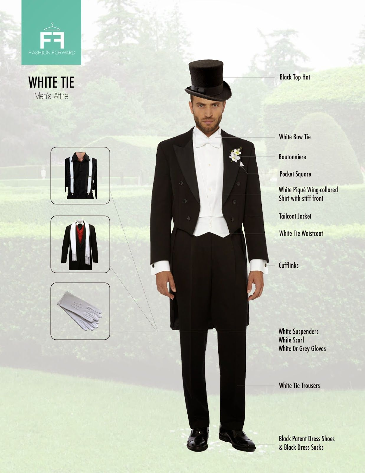 bow tie dress code