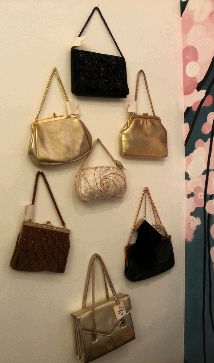 Vintage purses