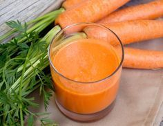 Suco de cenoura para colesterol alto.