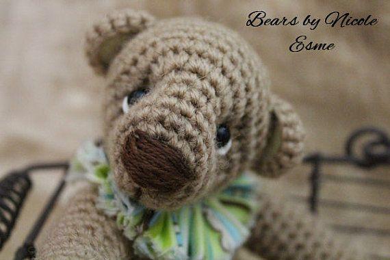 Artist Bear  Esme