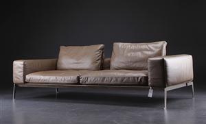 lifesteel antonio citterio flexform couch. Black Bedroom Furniture Sets. Home Design Ideas