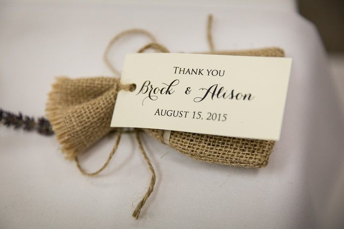 Wedding favor | fabmood.com #weddingreception