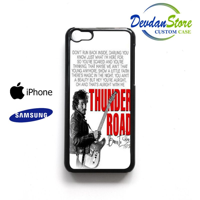 bruce springsteen magic iphone case