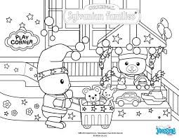 image result for sylvanian families coloring pages. Black Bedroom Furniture Sets. Home Design Ideas
